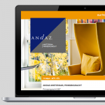 web design for Hyatt