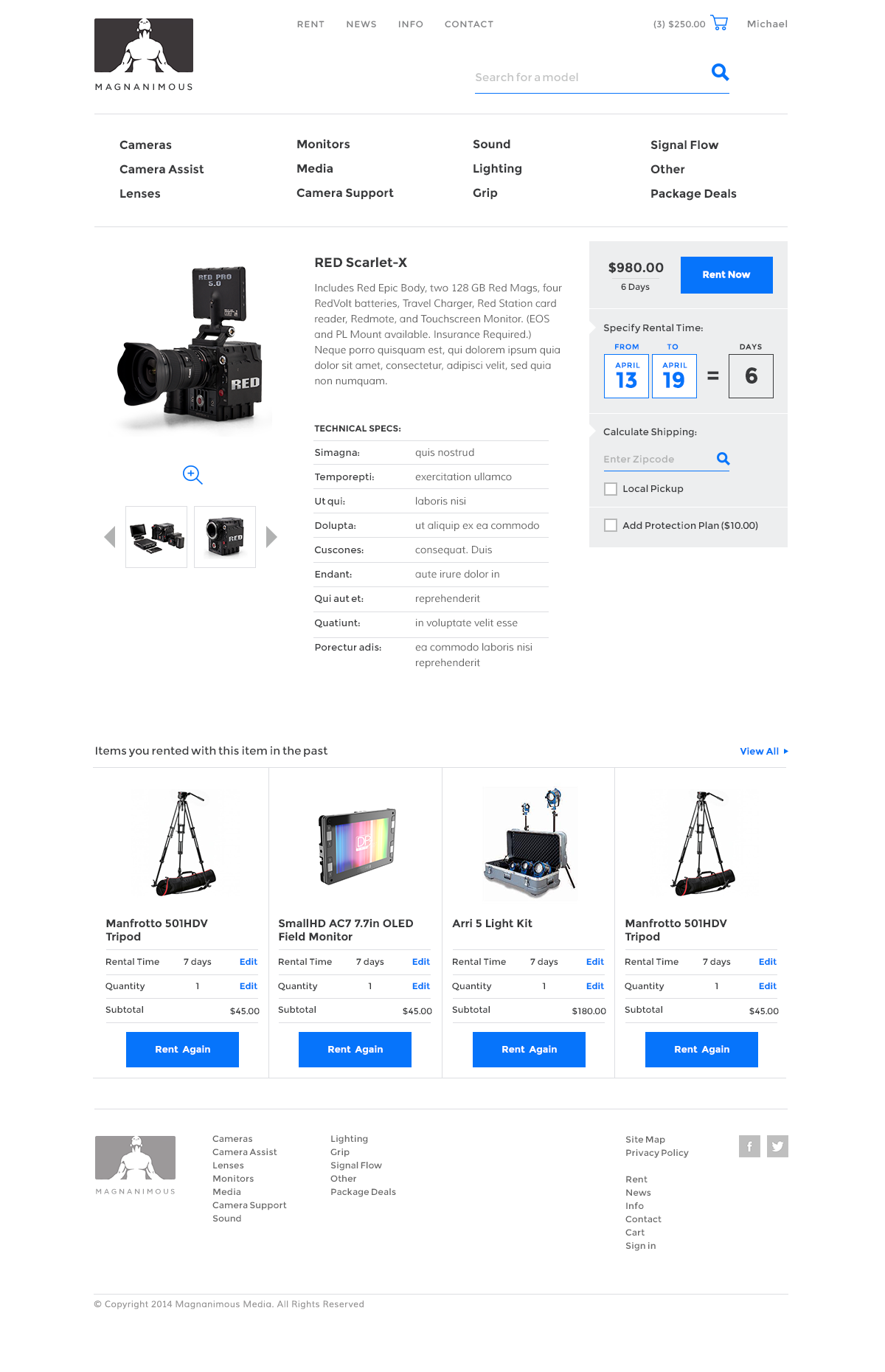 Signed-in-Experience-Product-Page
